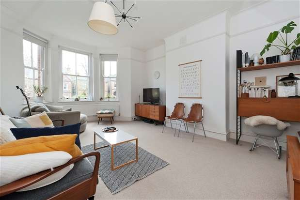 3 Bedrooms Flat for sale in Taymount Rise, Forest Hill