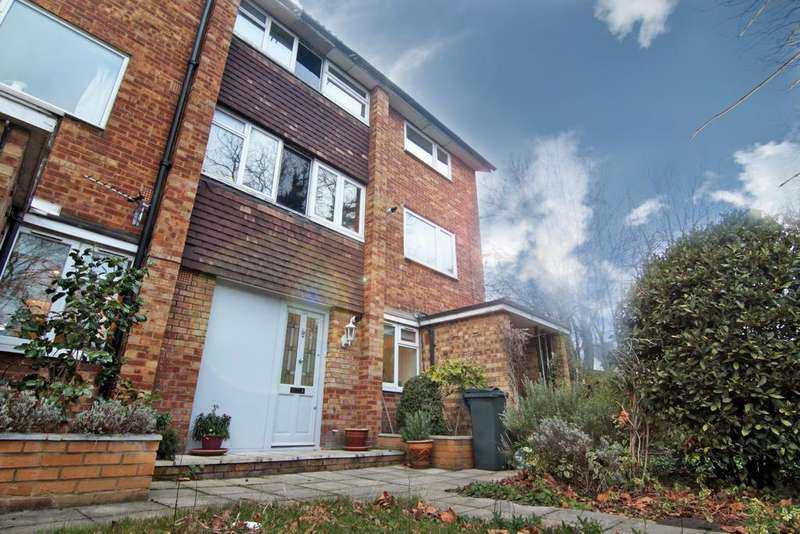 2 Bedrooms Maisonette Flat for sale in Herne Hill, London SE24
