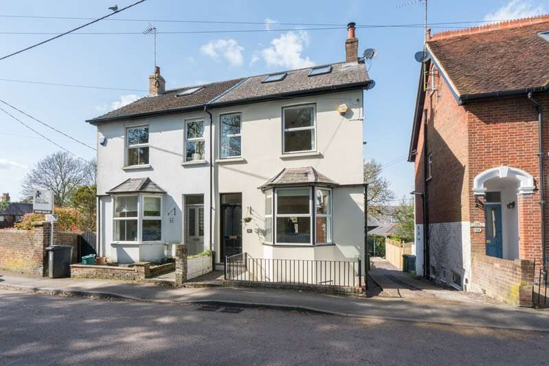 3 Bedrooms Semi Detached House for sale in Park Road, Tring, Hertfordshire, HP23