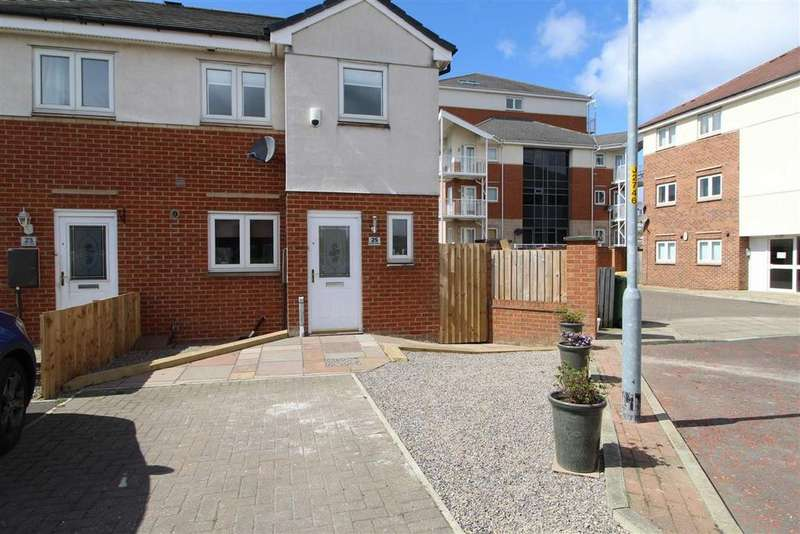 3 Bedrooms End Of Terrace House for sale in Grebe Close, Dunston, Tyne And Wear