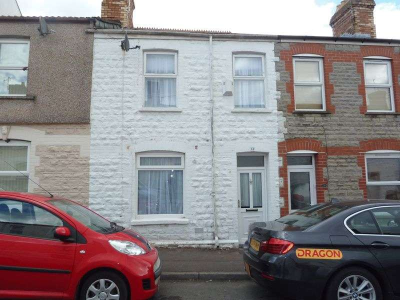 2 Bedrooms Terraced House for sale in Evans Street, BARRY