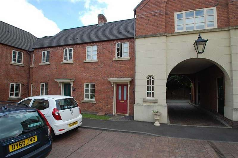 2 Bedrooms Terraced House for sale in Stones Square, Belle Vue, Shrewsbury