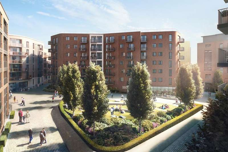 3 Bedrooms Apartment Flat for sale in Bellerby Court, Palmer Lane, York, YO1