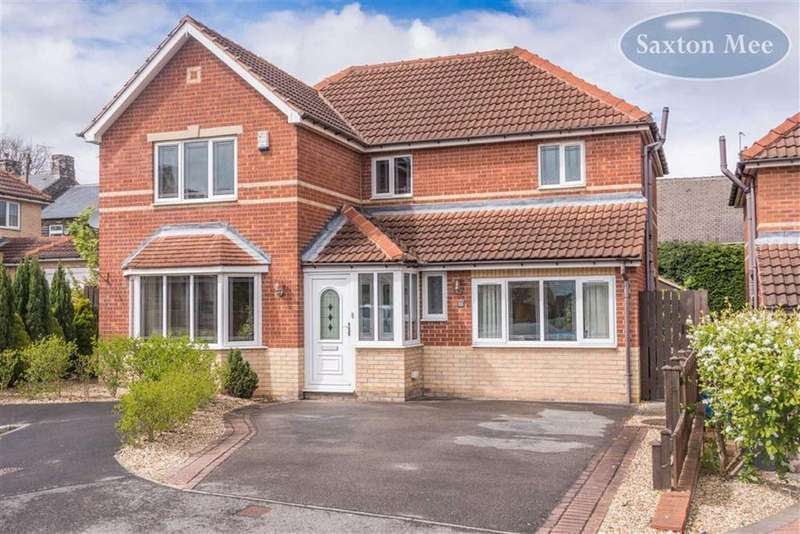 4 Bedrooms Detached House for sale in Thorncliffe View, Chapeltown, Sheffield, S35