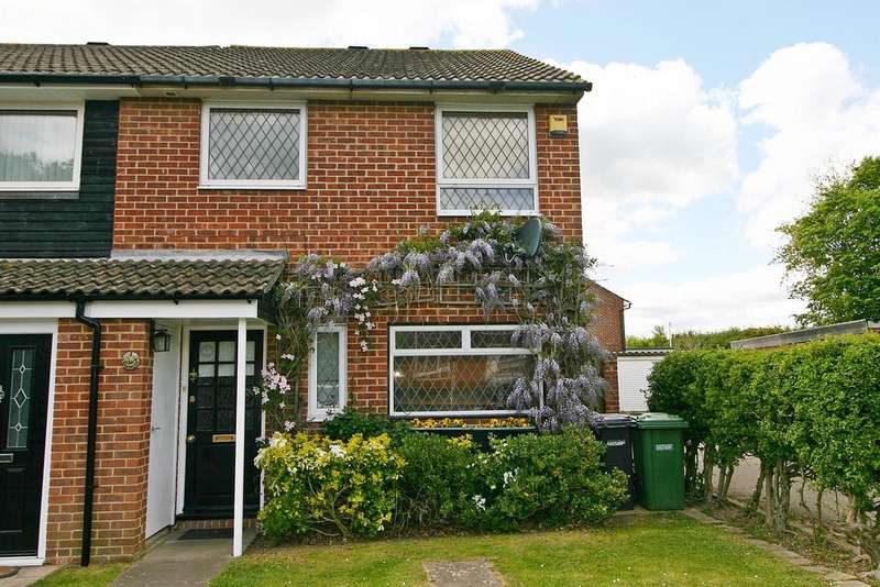4 Bedrooms End Of Terrace House for sale in Cranmore , Netley Abbey, Southampton, SO31 5GG