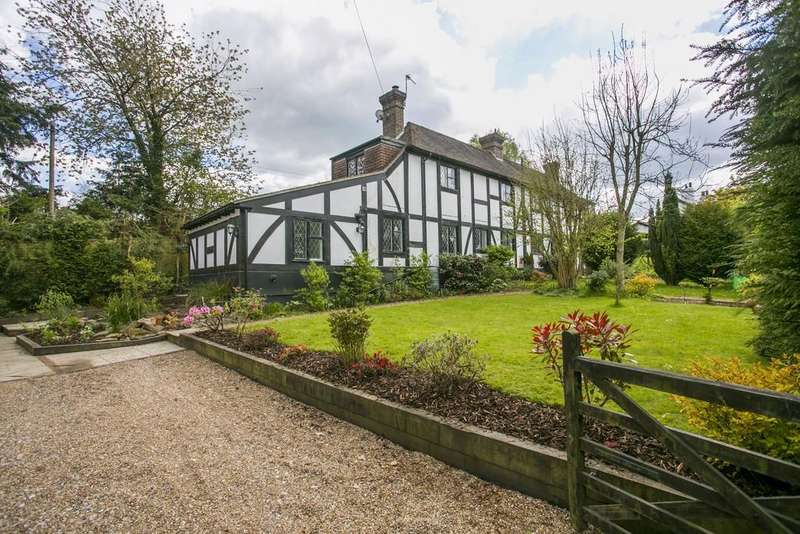 2 Bedrooms Semi Detached House for sale in Mayfield Road, Frant