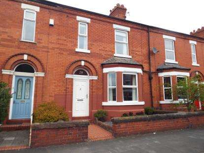 3 Bedrooms Terraced House for sale in Causeway Avenue, Warrington, Cheshire, WA4