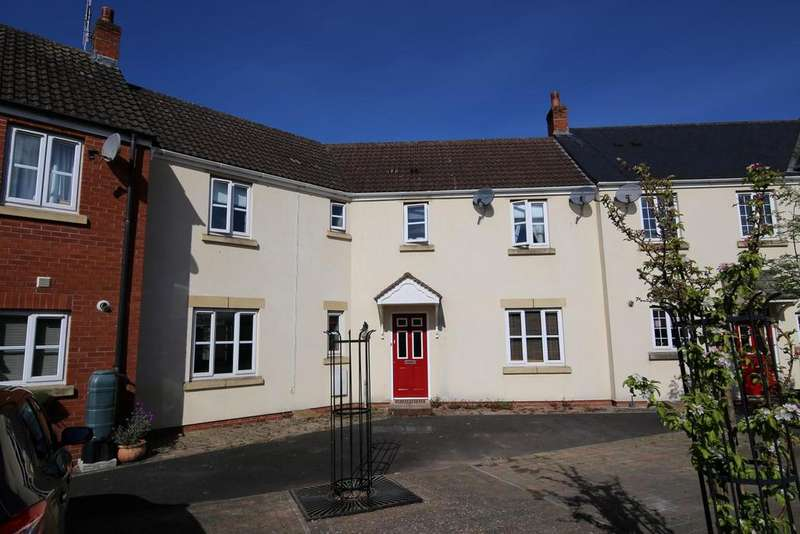 4 Bedrooms House for sale in St James Way, Tiverton, Devon