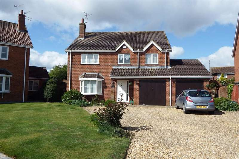 4 Bedrooms Detached House for sale in Golden Harvest Way, Whaplode