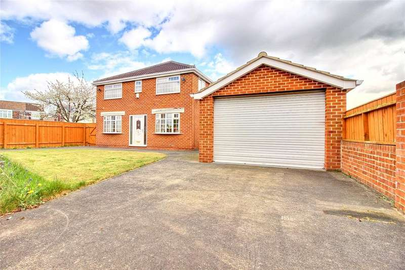 5 Bedrooms Semi Detached House for sale in Rainton Avenue, Acklam