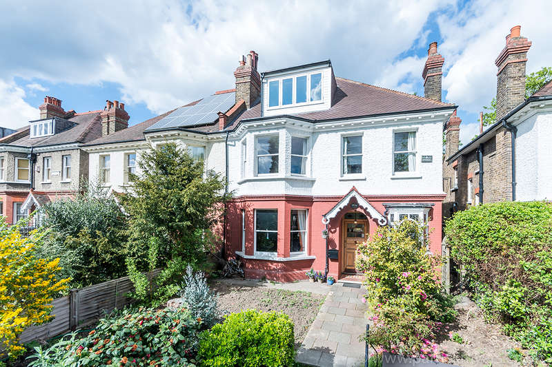 5 Bedrooms Semi Detached House for sale in Perry Vale, Forest Hill, SE23