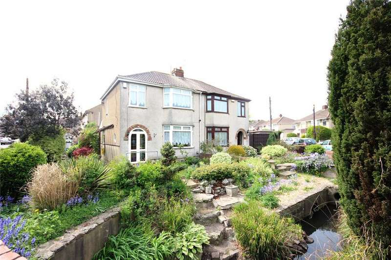 3 Bedrooms Semi Detached House for sale in Anchor Road, Kingswood, Bristol, BS15