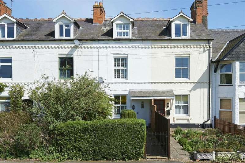 3 Bedrooms Terraced House for sale in Leicester Lane, Great Bowden, Market Harborough, Leicestershire