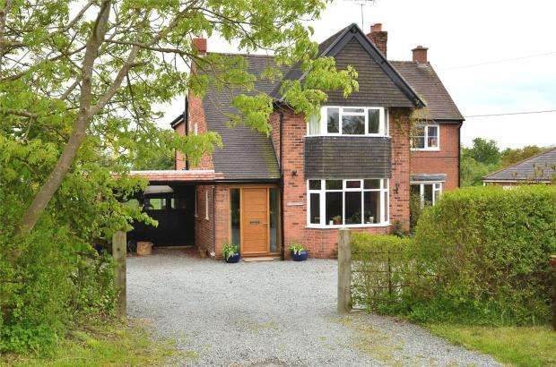 4 Bedrooms Detached House for sale in Wellfield, Dovaston, Kinnerley, Oswestry