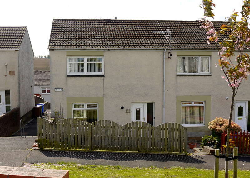 2 Bedrooms End Of Terrace House for sale in Sorrel Drive, Ayr, KA7
