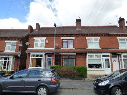 3 Bedrooms Terraced House for sale in Ferry Street, Burton-On-Trent, Staffordshire