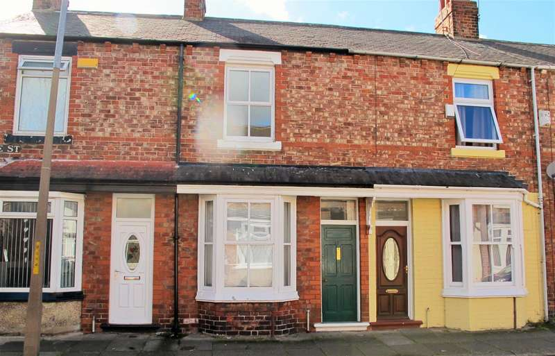 2 Bedrooms Terraced House for sale in Haymore Street, Linthorpe, Middlesbrough, TS5 6JD