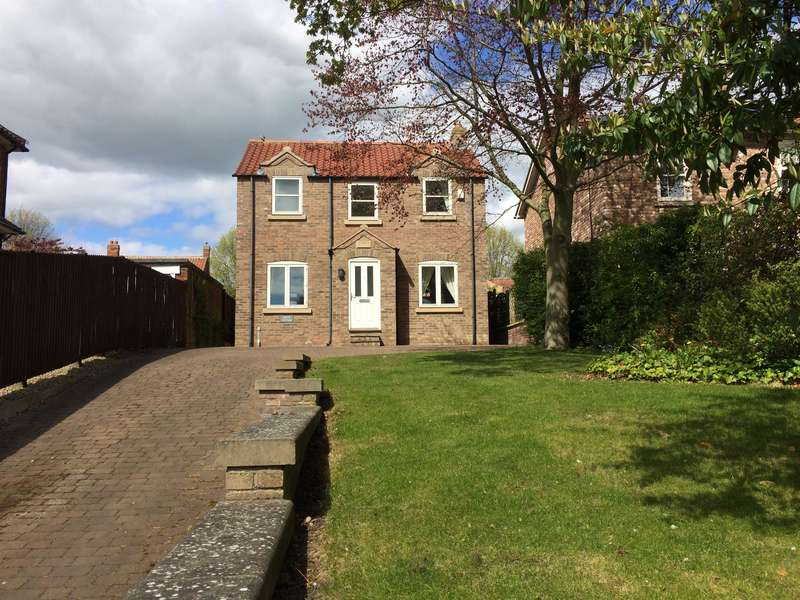 2 Bedrooms Detached House for sale in Back Lane, Easingwold, York, YO61 3BE