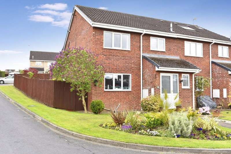 3 Bedrooms Semi Detached House for sale in Over Nidd, Harrogate