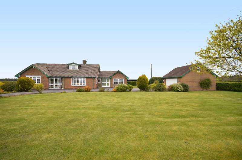 4 Bedrooms Bungalow for sale in Hilderstone Road, Spot Acre, ST15 8RP