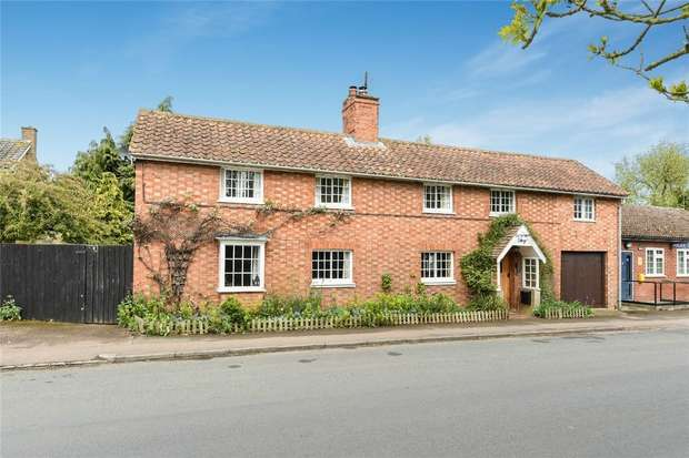 4 Bedrooms Cottage House for sale in High Street, Riseley