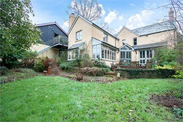 5 Bedrooms Detached House for sale in Cwmcarvan, Monmouth, Monmouthshire