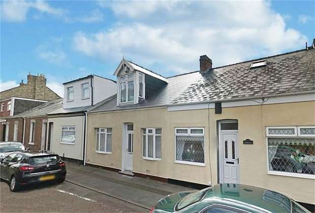 4 Bedrooms Terraced House for sale in Paxton Terrace, Sunderland, Tyne and Wear