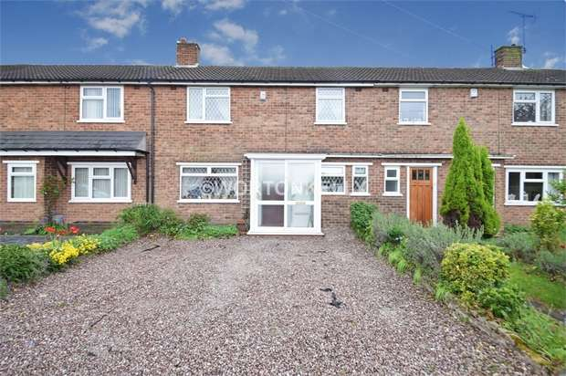 3 Bedrooms Terraced House for sale in Needwood Grove, WEST BROMWICH, West Midlands