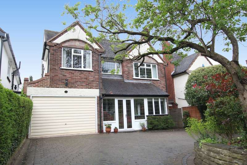 4 Bedrooms Detached House for sale in Blackroot Road, Four Oaks, B74 2QH