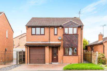 4 Bedrooms Detached House for sale in Pasture Close, Armthorpe, Doncaster