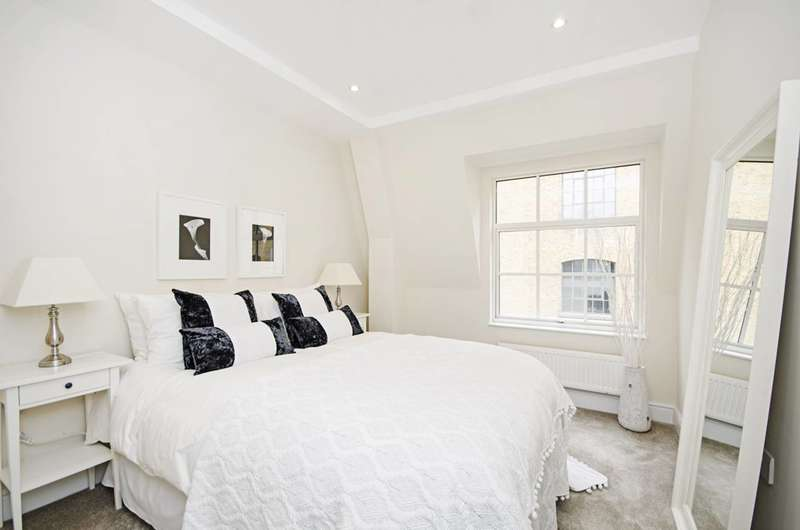 2 Bedrooms Flat for sale in Mandela Street, Camden, NW1