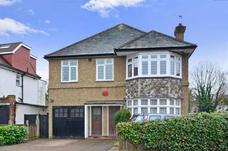 2 Bedrooms Maisonette Flat for sale in Camden Road, Sutton, Surrey