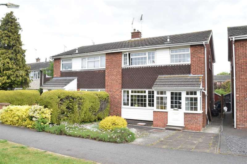 3 Bedrooms Semi Detached House for sale in Wear Drive, Springfield, Chelmsford