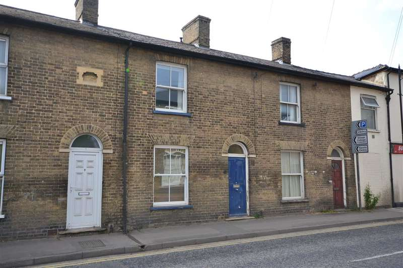 3 Bedrooms Terraced House for sale in High Street, Soham