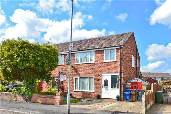3 Bedrooms Semi Detached House for sale in Ashby Road, Wigan