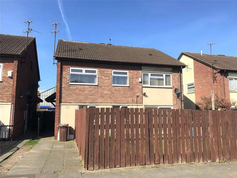 3 Bedrooms Semi Detached House for sale in Talisman Way, Bootle, Liverpool, L20