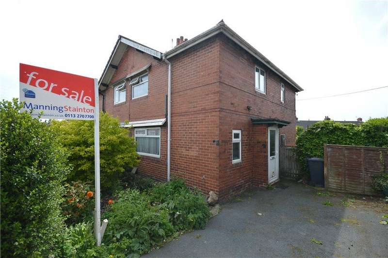 3 Bedrooms Semi Detached House for sale in Thorpe Road, Leeds, West Yorkshire