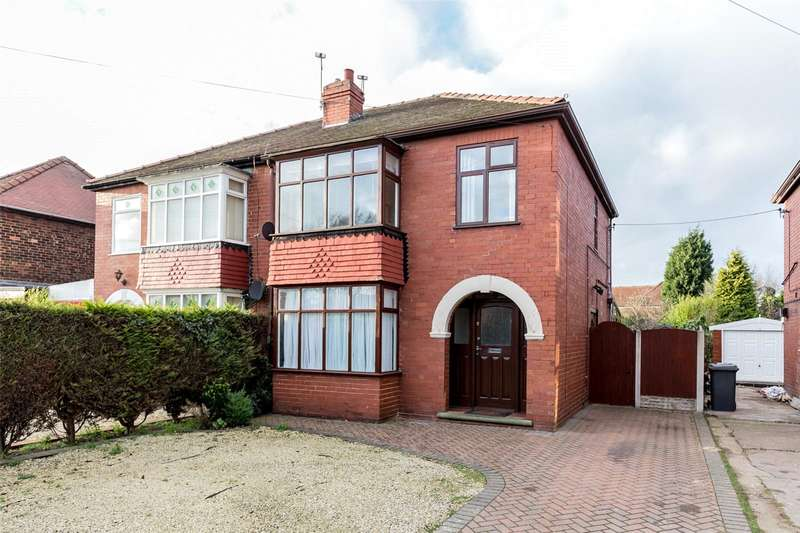 3 Bedrooms Semi Detached House for sale in Stainforth Road, Barnby Dun, Doncaster, DN3