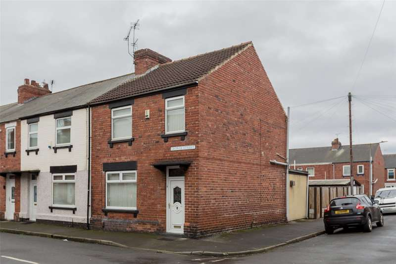 4 Bedrooms End Of Terrace House for sale in George Street, Bentley, Doncaster, South Yorkshire, DN5