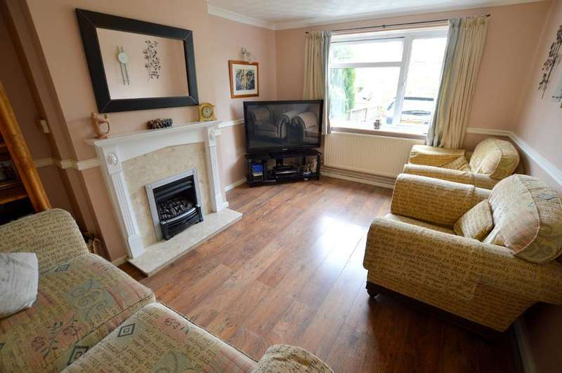 3 Bedrooms Terraced House for sale in Chesford Road, Putteridge, Luton, LU2 8DS