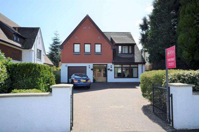 4 Bedrooms Detached Villa House for sale in 3a Baird Road, Alloway, Ayr KA7 4PN