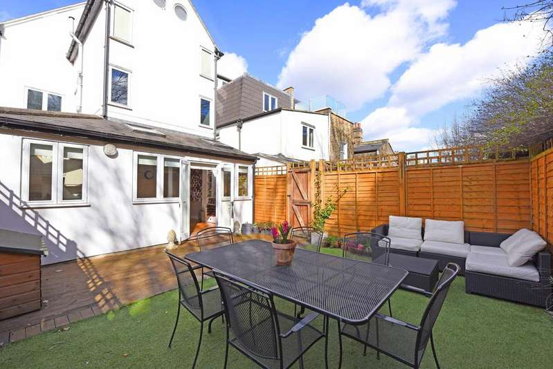2 Bedrooms Mews House for sale in Earlsfield Road, SW18