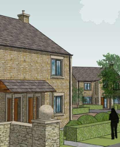 3 Bedrooms Semi Detached House for sale in The Daisy The Meadows