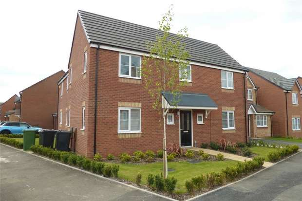 4 Bedrooms Detached House for sale in Feather Lane, Penn's Croft, Nuneaton, Warwickshire
