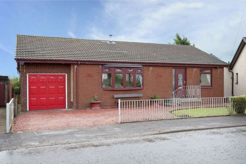 2 Bedrooms Bungalow for sale in Greengairs Road, Greengairs, Airdrie, North Lanarkshire, ML6 7SY