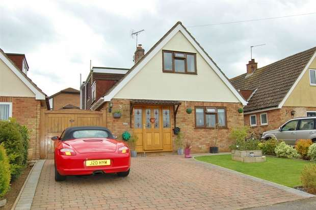 3 Bedrooms Detached House for sale in Fishers Close, Kilsby, RUGBY, Warwickshire