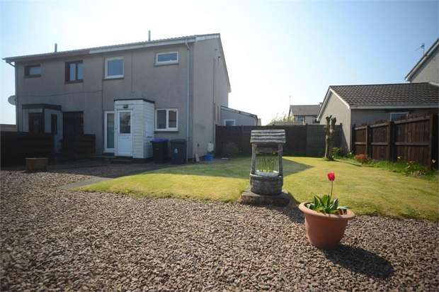 1 Bedroom Semi Detached House for sale in Coplandhill Road, Peterhead, Aberdeenshire