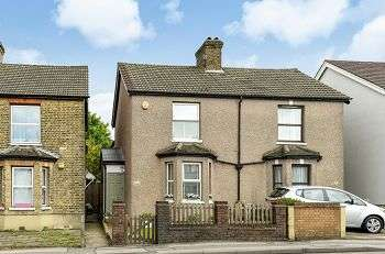 2 Bedrooms End Of Terrace House for sale in Green Lane, Chislehurst, Kent, BR7 6AQ