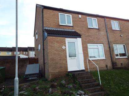 3 Bedrooms End Of Terrace House for sale in Staddiscombe, Devon