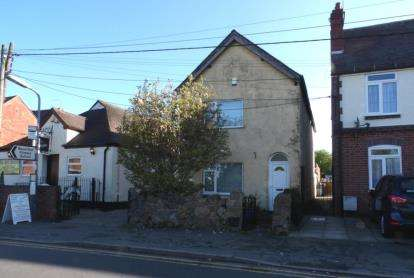 3 Bedrooms Detached House for sale in Tamworth Road, Wood End, Atherstone, Warwickshire
